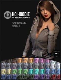 i13 HQ Hoodie for the Genesis 3 Female(s)