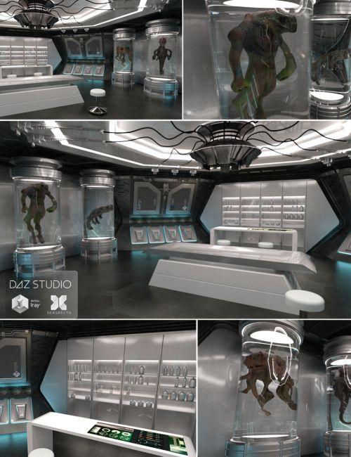 Spaceship Laboratory