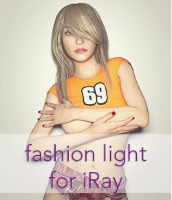 Fashion Light for iRay