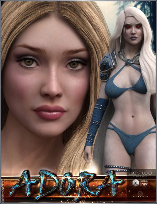 EJ Adora For Genesis 3 Female(s)