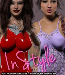 InStyle:#BeFancy- Fashion Lingerie 4 for G3F
