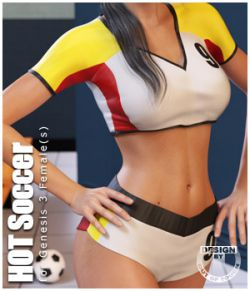 HOT Soccer for Genesis 3 Female(s)