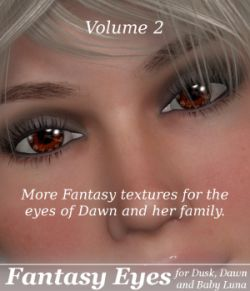 ML Fantasy Eyes Vol.2 for Dawn, Dusk & Baby Luna