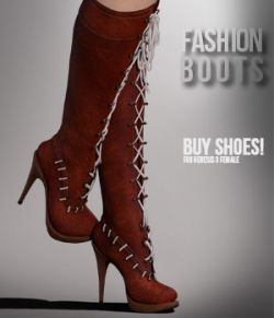 Fashion Boots for G3F