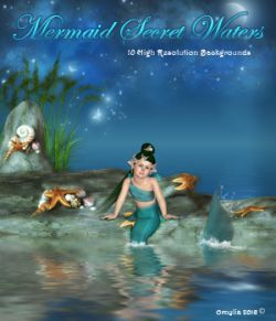 Mermaid Secret Waters