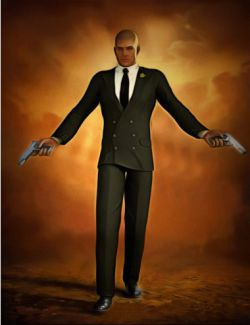 DM Suit for Genesis 2 Male(s) and Michael 6