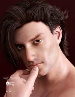 Dmitri for Genesis 3 Male