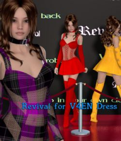 Revival for V4EN Dress
