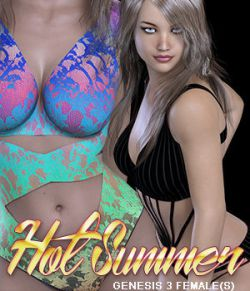 Hot Summer Genesis 3 Female(s)
