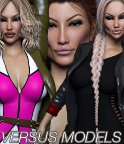 VERSUS MODELS - Head and Body Morphs for G3F Vol1