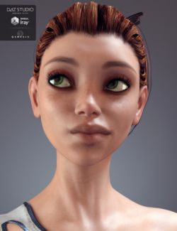 Eren for Genesis 3 Female