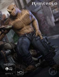 Rhinehold for Genesis 3 Male