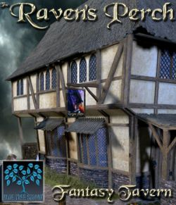 Raven's Perch Fantasy Tavern