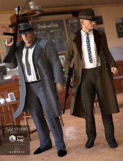 Mobster Outfit Textures