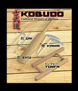 Kobudo- Traditional Weapons of Okinawa