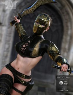 Arathia for Genesis 3 Female(s)