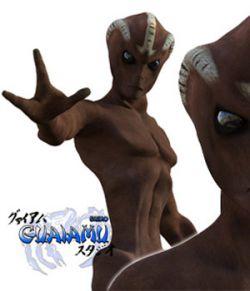 Varginha Alien for Genesis 3 male