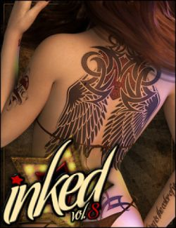 Inked Vol. 8 for Genesis 3 Female(s)