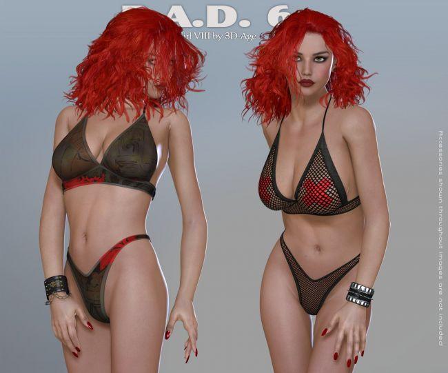 B.A.D.6 - Bad Girl VIII