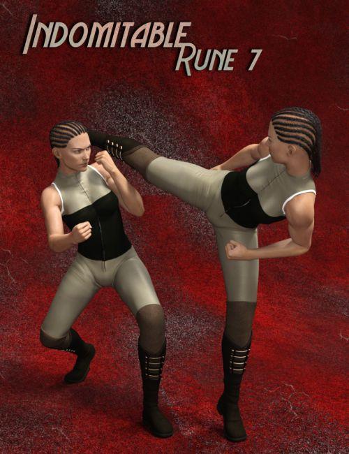 Indomitable Poses for Rune 7