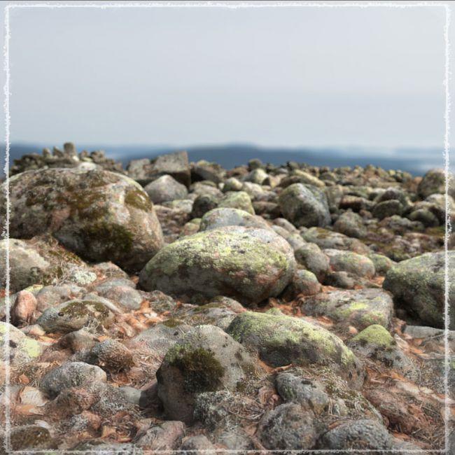3D Scenery: Stone Age Burials