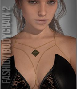 X-FashionBodyChain2  for G3F