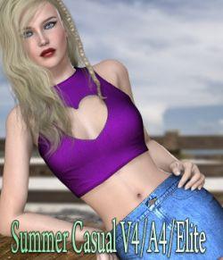 Summer Casual V4/A4/Elite