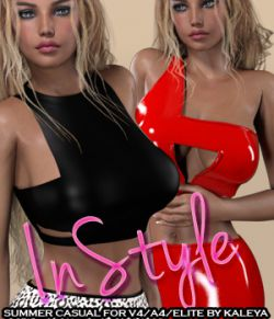 InStyle BeFancy- Summer Casual V4/A4/Elite