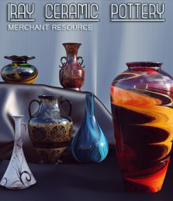 Iray Ceramic Pottery MR
