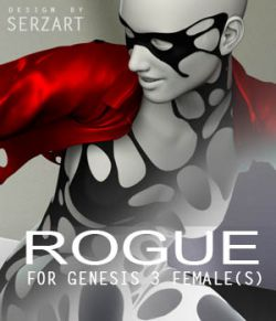 Rogue for Genesis 3 Female