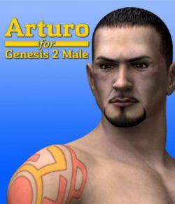 Arturo for Genesis 2 Male