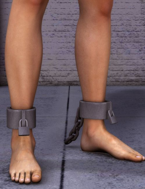 Ankle Shackles for Dawn