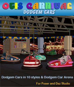 Otis Carnival Fun Fair Dodgem Cars
