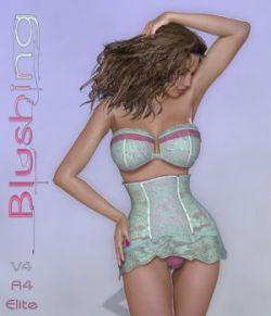 Blushing V4 A4 Elite