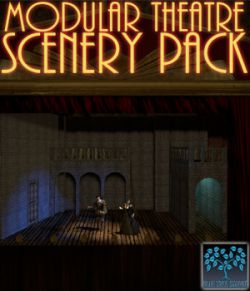 Modular Theatre Scenery Pack