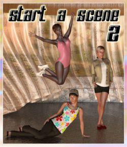Start a scene 2