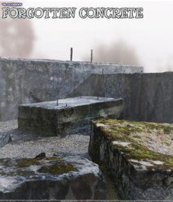 3d Scenery: Forgotten Concrete