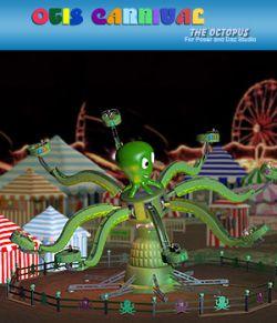 Otis Carnival Fun Octopus Ride