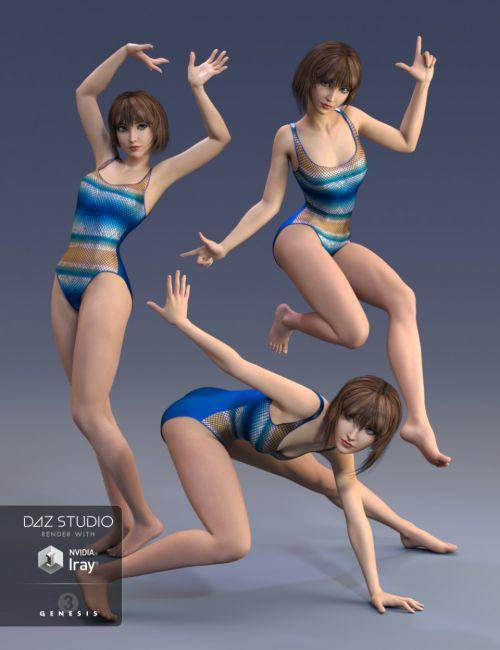 Daz Aiko Pro Bundle Torrent Models Poser Bun Babepedia 1