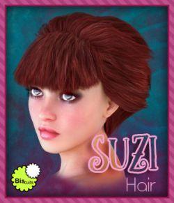 Biscuits Suzi Hair