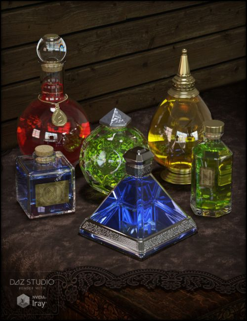 Perfect Potions