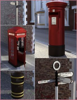 British Street Furniture