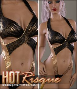 Hot Risque Suit
