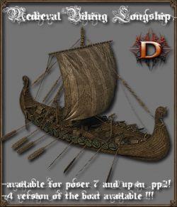 Medieval_Viking_Longship
