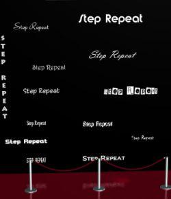Step & Repeat
