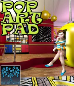 Pop Art Pad