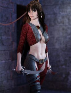 Vega Outfit for Genesis 3 Female(s)