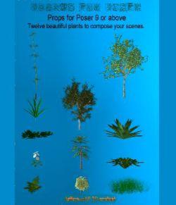 Plants for Poser