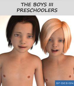 The Boys III- Preschoolers
