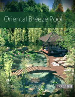 Oriental Breeze Pool